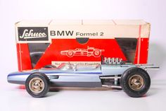VINTAGE SCHUCO BMW FORMEL 2 WITH BOX