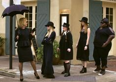 "American Horror Story Coven Wallpaper | American Horror Story: Coven""s First Photos Reveal Denis O'Hare ..."