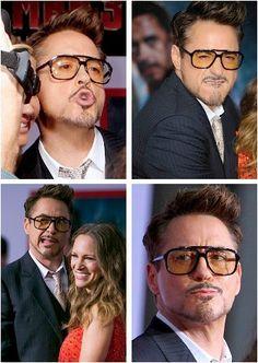 CUTE Robert Downey Jr. 8)