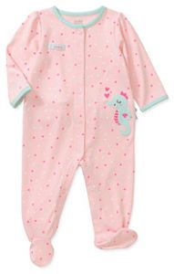 Child of Mine by Carters Newborn Girl Sleep n Play, Pink Carters Baby Clothes, Carters Baby Girl, My Baby Girl, Cute Baby Girl Outfits, Toddler Outfits, Girl Sleeping, Baby Girl Blankets, Girls Pajamas, Walmart