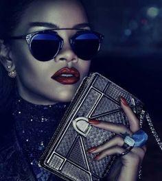 Rihanna protagonista per gli spot Dior