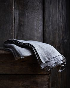 Natural Linen Blanket - Fog Linen - Nalata Nalata