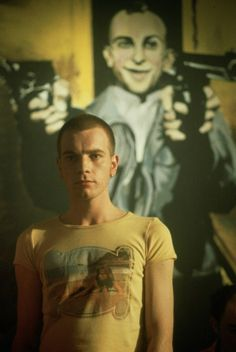 """Take the best orgasm you've ever had… multiply it by a thousand, and you're still nowhere near it.""  Trainspotting, 1996"