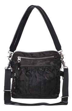 MZ Wallace 'Lizzy' Nylon Satchel available at #Nordstrom