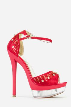 Diamante Encrusted Peep Toe Sandals