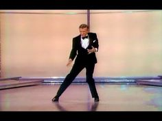 Fred Astaire Cuts Loose at the Oscars®- 1970 that makes Mr. Astaire 71 years old. He was a tall, lean, dancing machine. He was born to dance.
