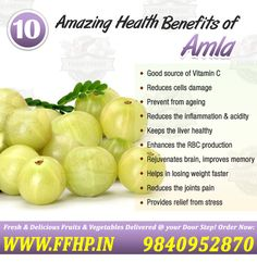 10 Amazing Amla Benefits and Uses!