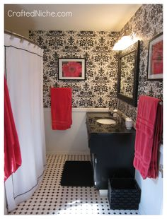 Google Image Result for //www.drugrehabsunsetmalibu.com/wp ... on red walls in bathroom, red and black bedroom, red and yellow bathroom, red and black bathtubs, red and black graduation decoration ideas, red and zebra print bathroom, red and black ceramic floor tile, red and black chandeliers, black white red decor, red black and white decorations, red and black classroom decor, red and black bath towels, red and black background barbed wire, red and black home, red and black vanity, red and black zebra decor, red bathroom decorating ideas, red and black wallpaper, red small bathroom ideas, red and black wedding decor,