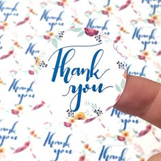 Excited to share this item from my shop: SALE, Thank You Floral Stickers Shop Sale, Pampered Chef, Business Supplies, Etsy Shop, Stickers, Trending Outfits, Unique Jewelry, Handmade Gifts, Floral