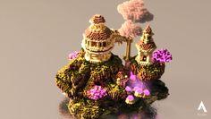 Sanderia Isle Minecraft Project