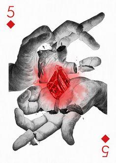 Playing Arts: diseño colectivo de barajas de cartas 13