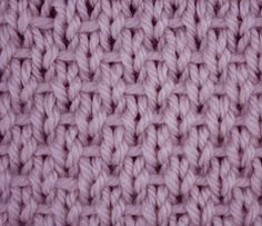 Easy Loose Knitting Stitches : 1000+ images about Knit & Crochet on Pinterest Lace Knitting Stitches, ...