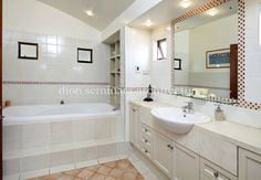 Bathroom Design Rosalie | Heritage Home | 1880s National Trust Listed Home | dion seminara architecture