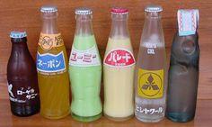昭和ハウスのソースもん研究所(懐かしの瓶ジュース)