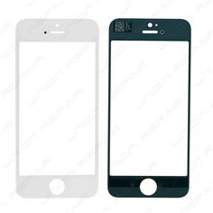 Replacement for iPhone 5 Front Glass Lens - White Specifications: Color: White Screen Size: Inches Condition: Aftermarket Compatibility: For iPhone 5 only Features: This part is the iPh. Buy Apple, White Iphone, Screen Size, Apple Iphone 5, Lens, Color, Colour, Colors