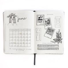 June monthly log