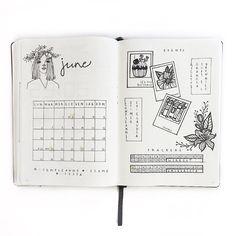 June monthly log