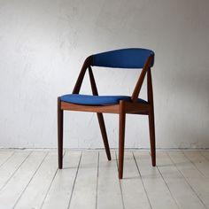 Kai Kristiansen NV-31 Dining Chair D-601D202K | greeniche