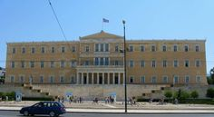 Athens | Syntagma Square and the House of Parliament