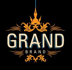 Logo. Grand Brand.