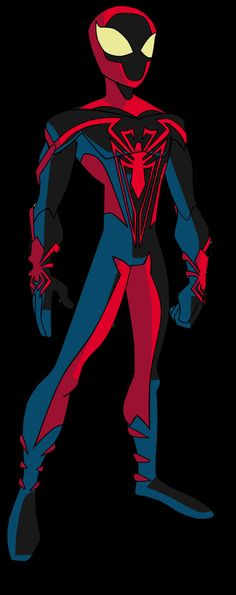 The Spectacular Spider-Man Unlimited Symbiotegif by ValrahMortem on deviantART
