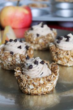 These easy, no-bake granola cups can be made ahead of time and assembled when ready to eat. They make a great on-the-go breakfast or snack option.