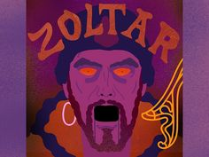 Zoltar by Mike McKeogh on Dribbble