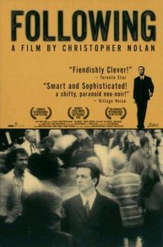 Following - Christopher Nolan -1998