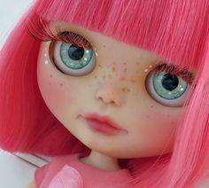 Candy - OOAK Custom Blythe Doll - sur mesure par un abruti Emu (Sarah Youde)