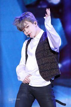Jimin ❤ BTS at MCOUNTDOWN in Jeju #BTS #방탄소년단
