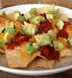This is good the low sodium is a good idea but i still like a low sodium nachos quick and easy comfort food forumfinder Choice Image