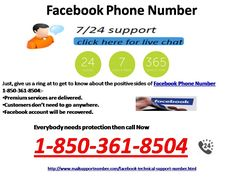 How Do I Get In Touch With Authentic #FacebookPhoneNumber 1-850-361-8504 Team?