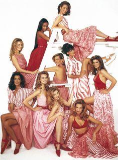 10 imagens inspiradoras dos anos 90! - Fashionismo