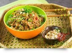 Pork & Snow Pea Stir-Fry, Ginger & Coriander: A fresh flavoured stir-fry for a quick & healthy mid-week family meal 15 Minute Dinners, Pork Stir Fry, Snow Peas, Midweek Meals, White Meat, Asian Recipes, Family Meals, Fries, Coriander