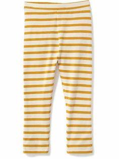 Printed Long Leggings for Toddler Girls - Lime Stripe - Girls Fall Outfits, Toddler Girl Outfits, Winter Outfits, Toddler Girls, Toddler Stuff, Striped Leggings, Leggings Are Not Pants, Girls Leggings, Toddler Leggings