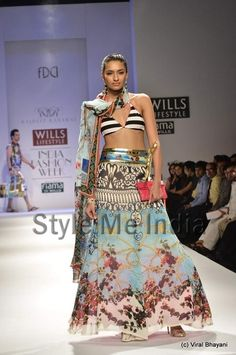 Rajdeep Ranawat at Wills Lifestyle India Fashion Week Spring- Summer 2013 (3)