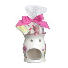 Yankee Candle Spring 2014 Floral Melt Tart Warmer Gift Set - £14.99p