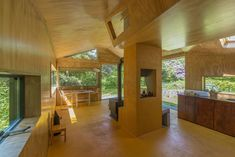 Gallery - Thoreau's Cabin / cc-studio - 9