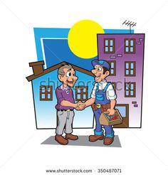 handyman handshake