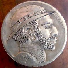 Anatoly Lerenman - 1926 Man in Hat