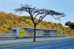 Galeria de BRT - estações MOVE BH | GPA&A