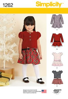 Simplicity Creative Group - Toddlers' Dresses