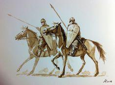 ArtStation - Norman Cavalry, Alina Popovici