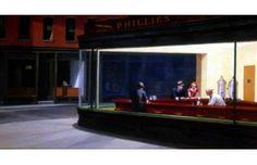 Nighthawks  Painter: Edward Hopper  Year: 1942