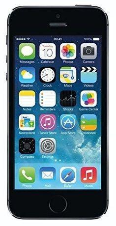 Apple iPhone 5S 16GB GSM Unlocked Space Gray (Certified Refurbished) #RefurbishedPhones