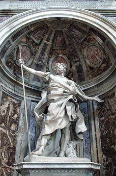 Según la tradición, el centurión Cayo Casio Longinos estaba al mando de los soldados romanos en la Crucifixión de Jesucristo en el Gólgota, y fue quien atravesó el costado de Cristo con una lanza. …