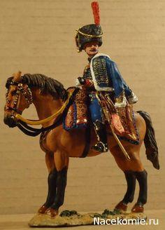 Officer, Horse Artillery, Consular Guard, 1803 Del Prado: Cavalry of the Napoleonic Wars