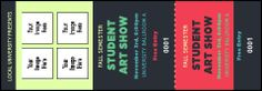Image Upload Event Ticket from TicketPrinting.com