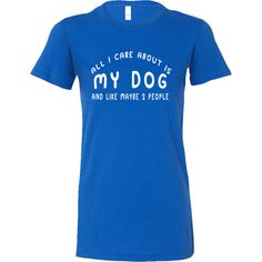 T Shirts-Dog Lovers Edition