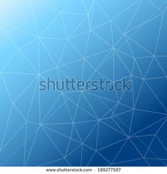 Rumpled multiplayered triangular low poly style geometric pattern texture abstract vector illustration graphic background - stock vector